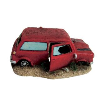 ArtUniq Sunken Red Car