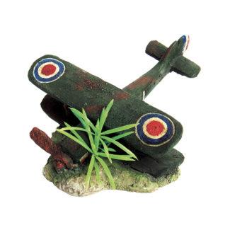 ArtUniq Downed British Biplane